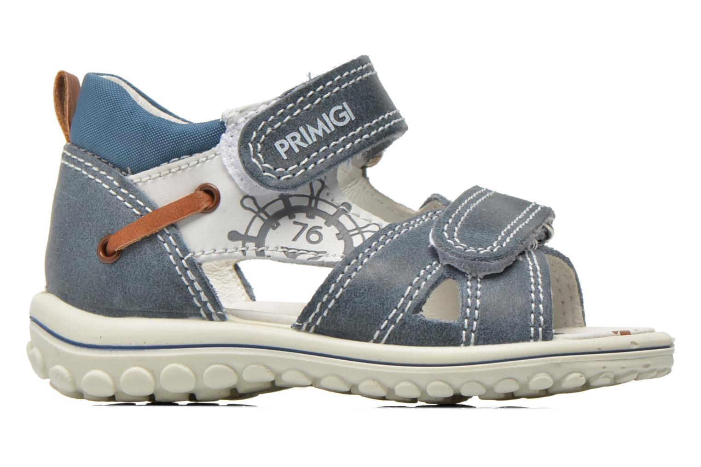 Sandales et nu-pieds Primigi Dudo Bleu vue derrière