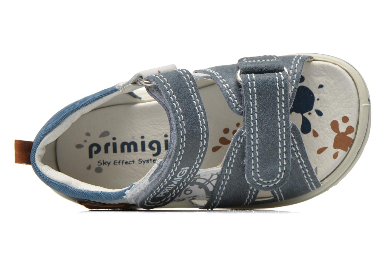 Sandales et nu-pieds Primigi Dudo Bleu vue gauche