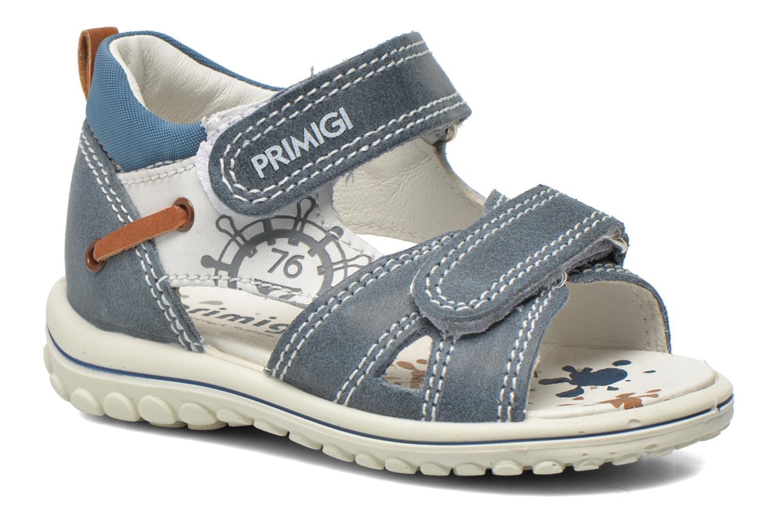 Sandales et nu-pieds Primigi Dudo Bleu vue détail/paire