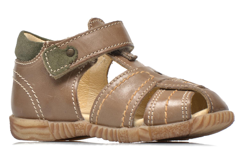 Sandales et nu-pieds Primigi Lars Gris vue derrière