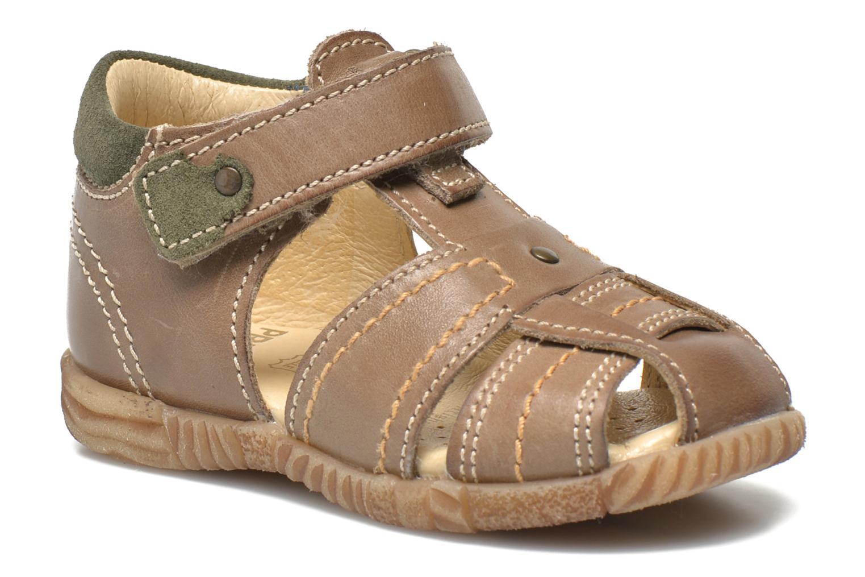 Sandales et nu-pieds Primigi Lars Gris vue détail/paire