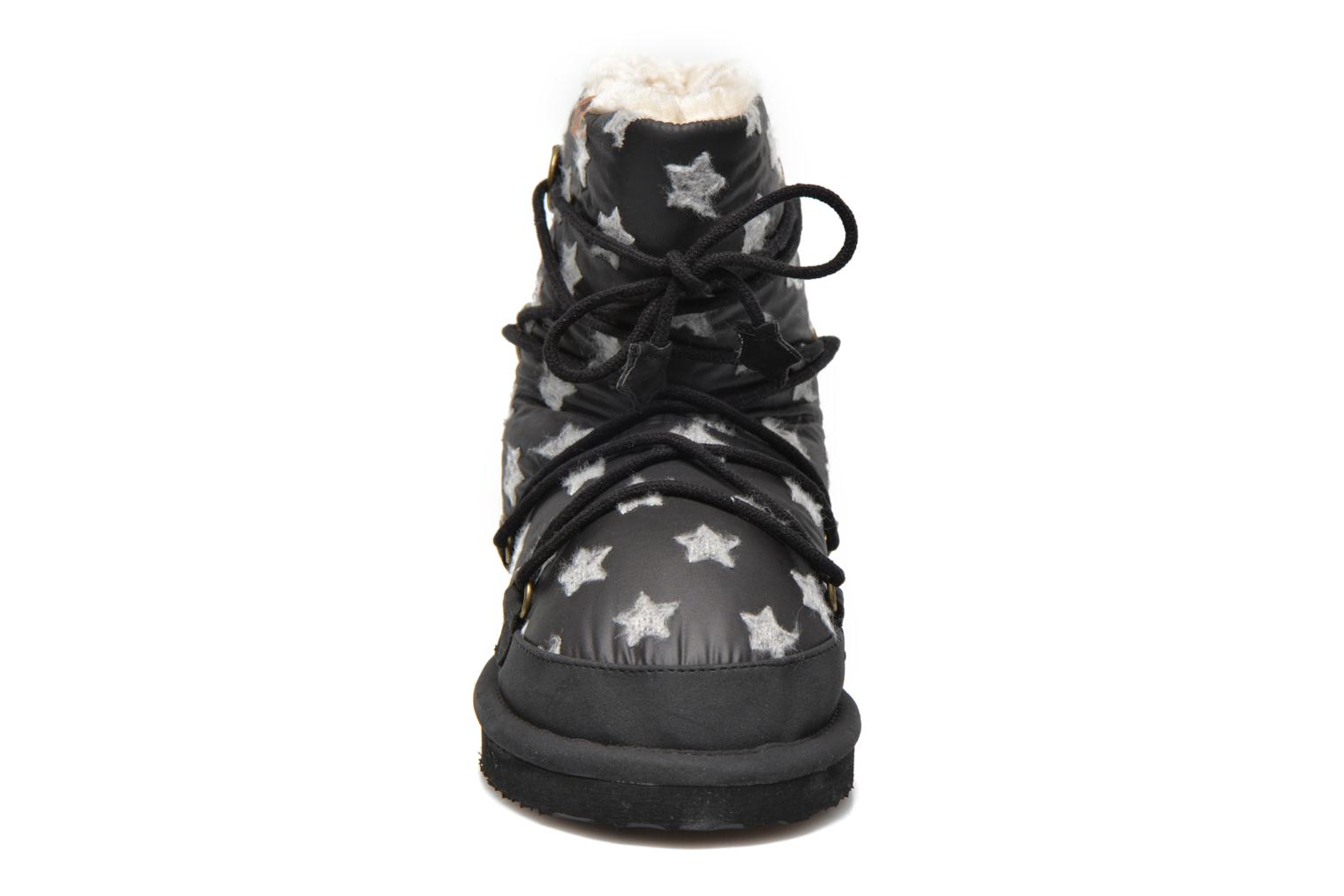 Ankle boots Pepe jeans Angel Stars Black model view