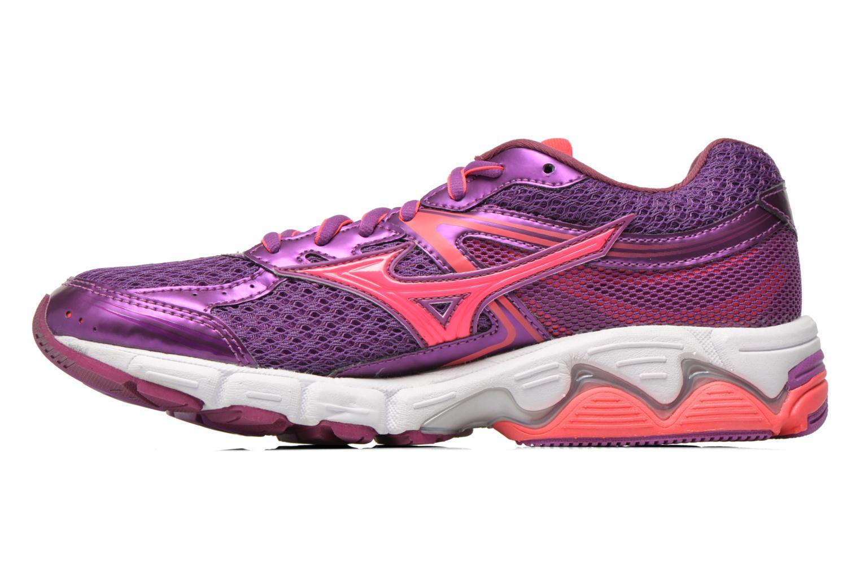 Chaussures de sport Mizuno Wave Connect 3 W Violet vue face