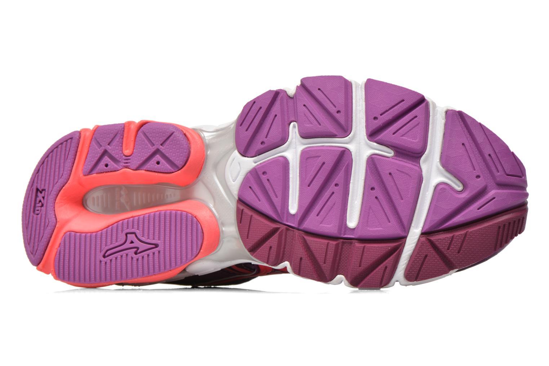 Chaussures de sport Mizuno Wave Connect 3 W Violet vue haut