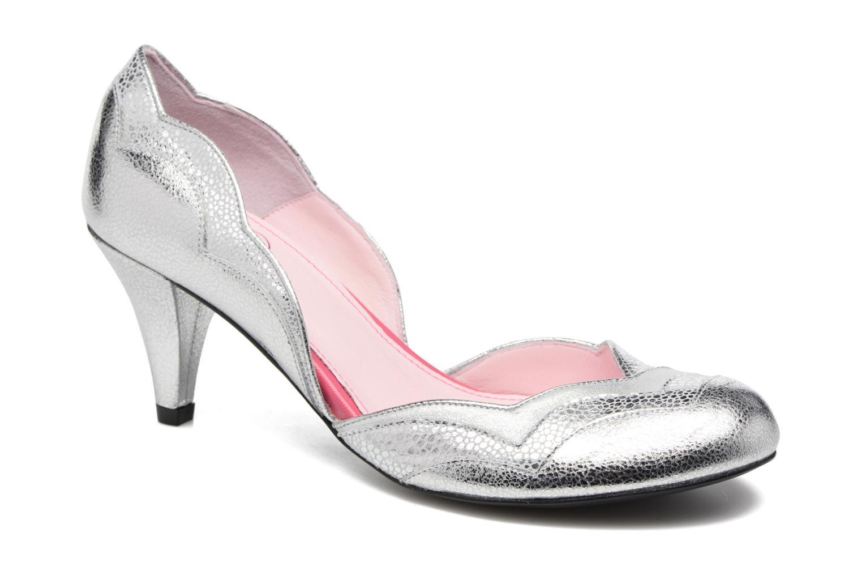 Zapatos de tacón Annabel Winship Rustyjames Plateado vista de detalle / par