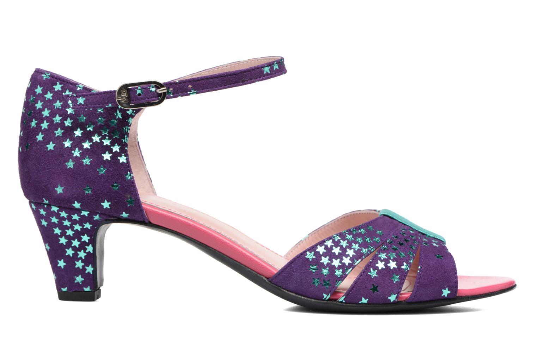 Sandali e scarpe aperte Annabel Winship Trocool Viola immagine posteriore