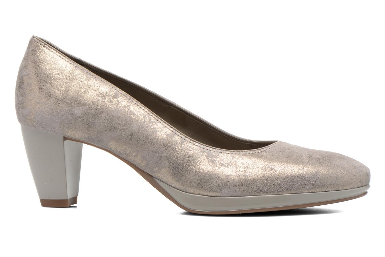 Zapatos de tacón Ara Toulouse Pla Oro y bronce vistra trasera