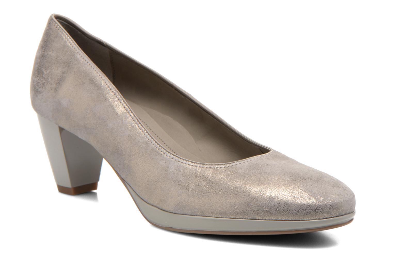 Zapatos de tacón Ara Toulouse Pla Oro y bronce vista de detalle / par