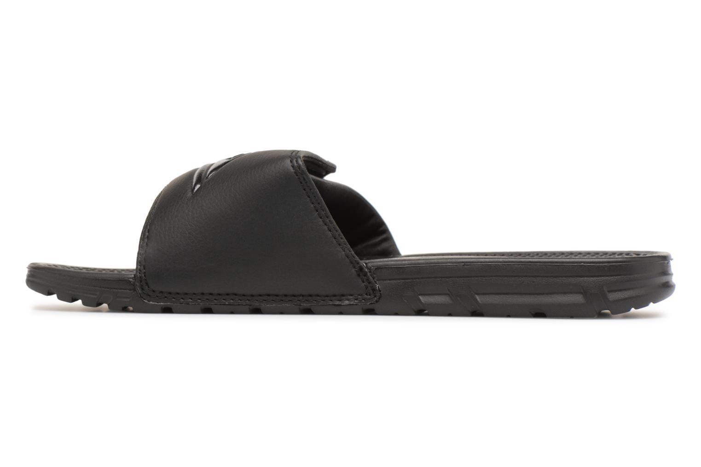 Shoreline Adjust Solid black