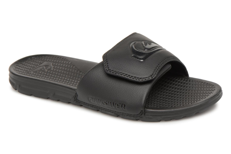 Sandali e scarpe aperte Quiksilver Shoreline Adjust Nero vedi dettaglio/paio