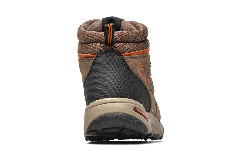 Bottines et boots Timberland Flume GTX Mid Marron vue droite