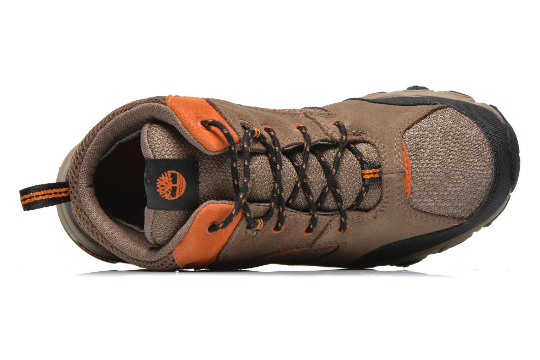 Bottines et boots Timberland Flume GTX Mid Marron vue gauche