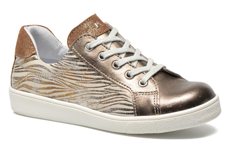 Sneakers Minibel Klasic Oro e bronzo vedi dettaglio/paio