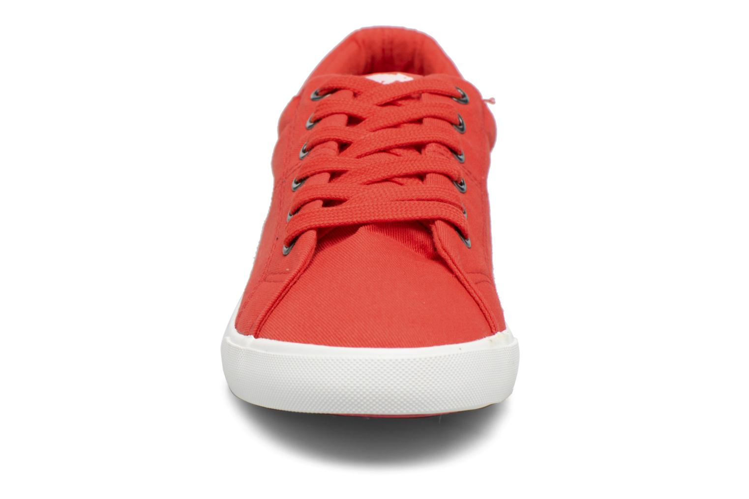 Campo Beach Canvas Red
