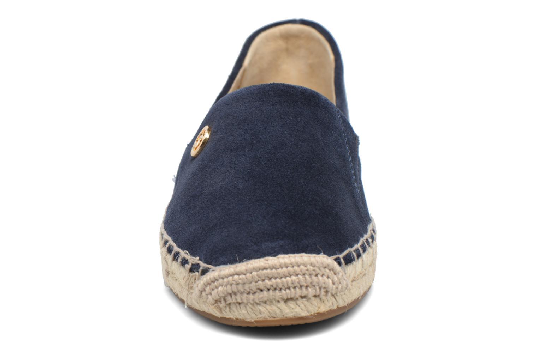 Espadrilles Michael Michael Kors Kendrick slip on Bleu vue portées chaussures