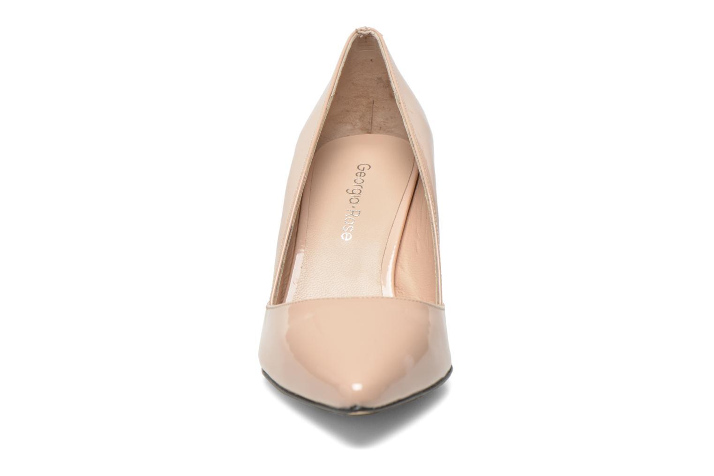 Escarpins Georgia Rose Fifillotte Beige vue portées chaussures