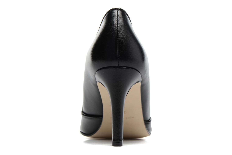 Zapatos de tacón Georgia Rose Fifillotte Negro vista lateral derecha