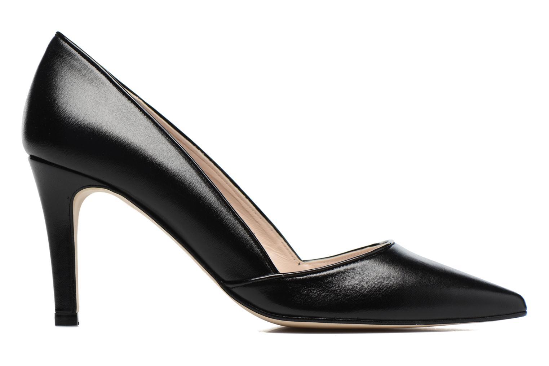 Zapatos de tacón Georgia Rose Fifillotte Negro vistra trasera