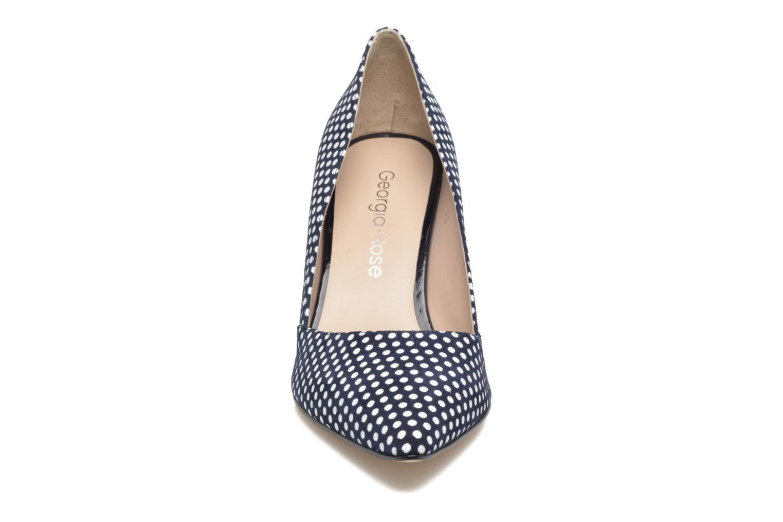 High heels Georgia Rose Fifillotte Blue model view