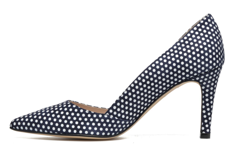 Zapatos de tacón Georgia Rose Fifillotte Azul vista de frente