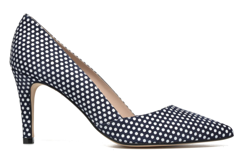 Zapatos de tacón Georgia Rose Fifillotte Azul vistra trasera