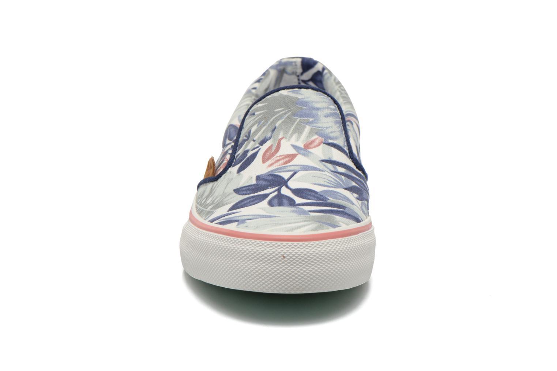 Sneakers Pepe jeans Alford Jungle Multicolore modello indossato