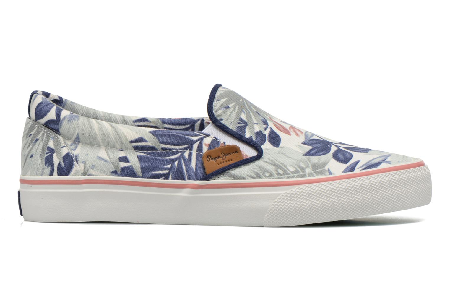 Sneakers Pepe jeans Alford Jungle Multicolor achterkant