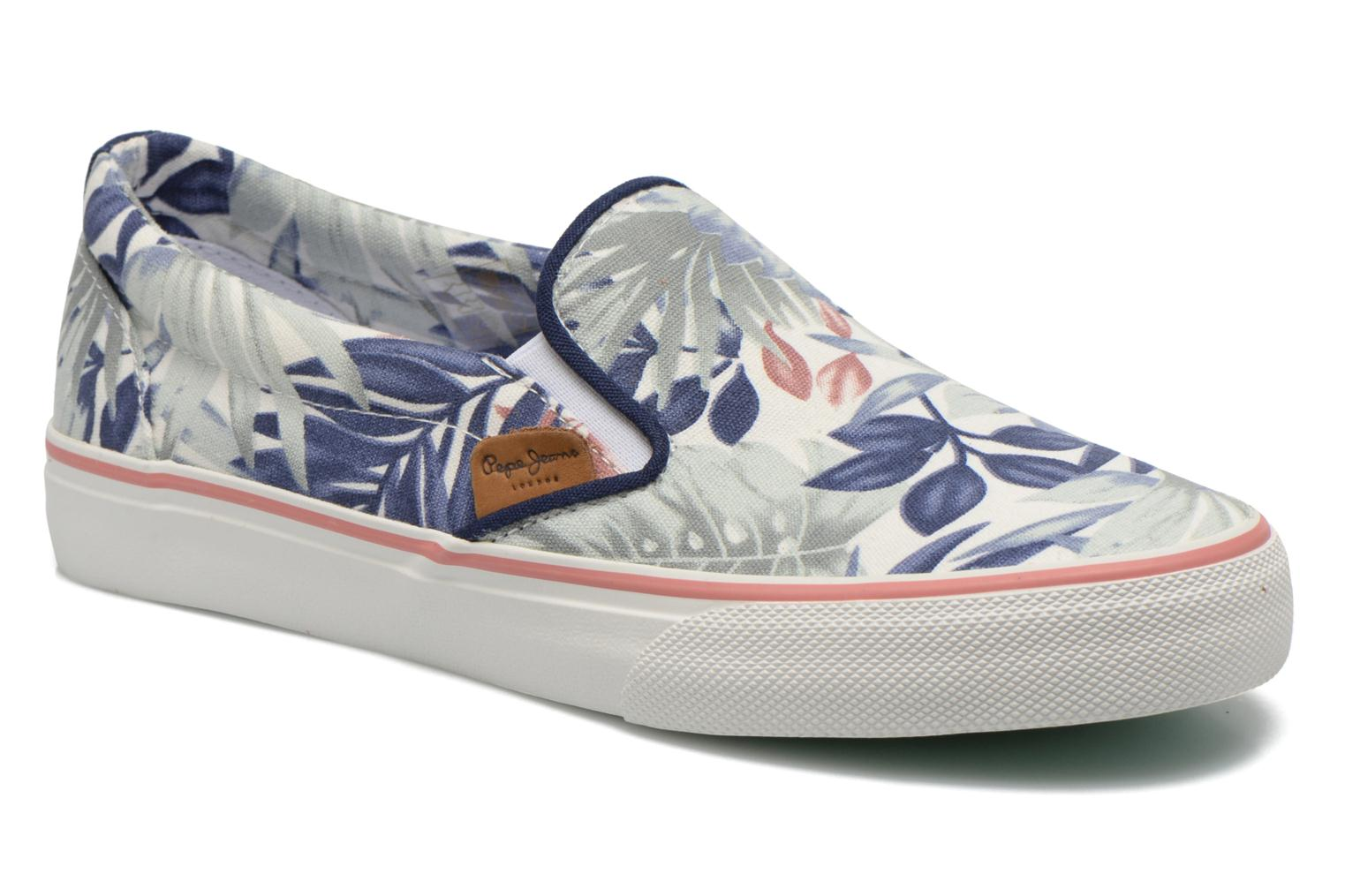 Sneakers Pepe jeans Alford Jungle Multicolor detail