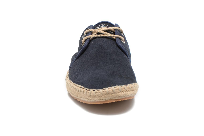 Chaussures à lacets Pepe jeans Tourist Basic 2 Bleu vue portées chaussures