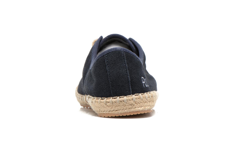 Chaussures à lacets Pepe jeans Tourist Basic 2 Bleu vue droite