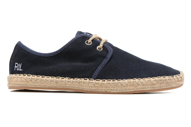 Chaussures à lacets Pepe jeans Tourist Basic 2 Bleu vue derrière