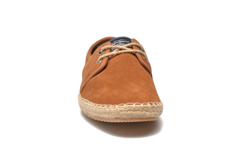 Chaussures à lacets Pepe jeans Tourist Basic 2 Marron vue portées chaussures