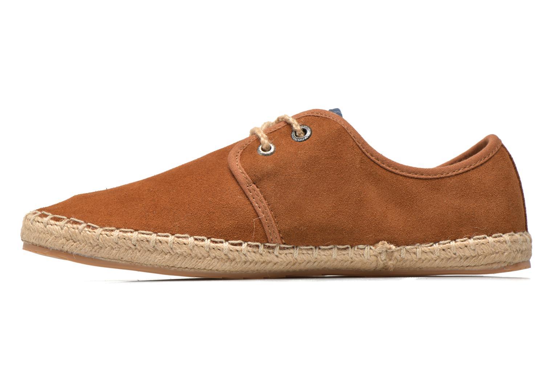 Chaussures à lacets Pepe jeans Tourist Basic 2 Marron vue face