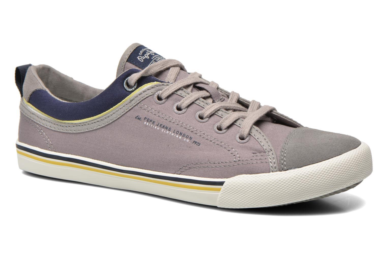 Sneakers Pepe jeans Britt Piping Grigio vedi dettaglio/paio