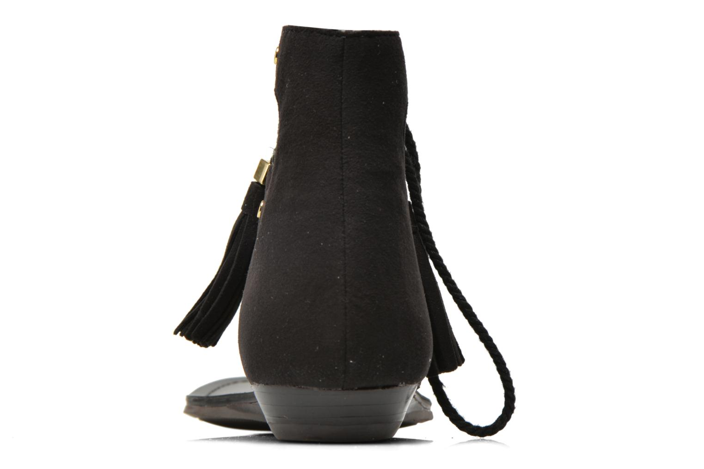 Sandales et nu-pieds Aldo JAKKI Noir vue droite