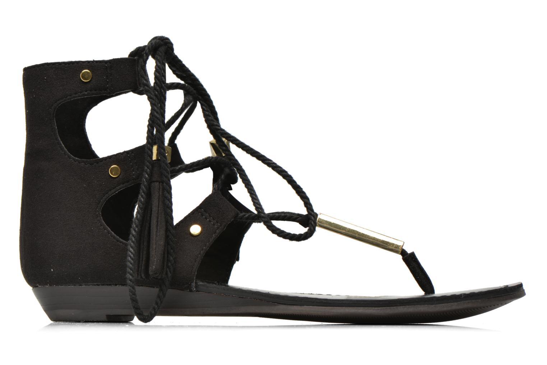 Sandales et nu-pieds Aldo JAKKI Noir vue derrière
