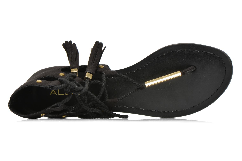 Sandales et nu-pieds Aldo JAKKI Noir vue gauche