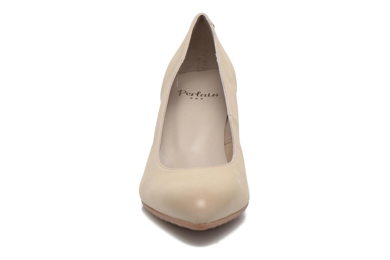 High heels Perlato Pampelune Beige model view