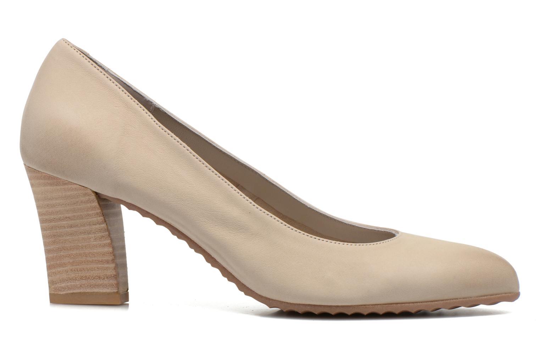 High heels Perlato Pampelune Beige back view