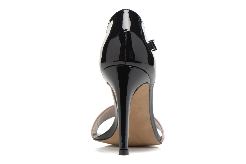 Sandales et nu-pieds Perlato Cadix Multicolore vue droite