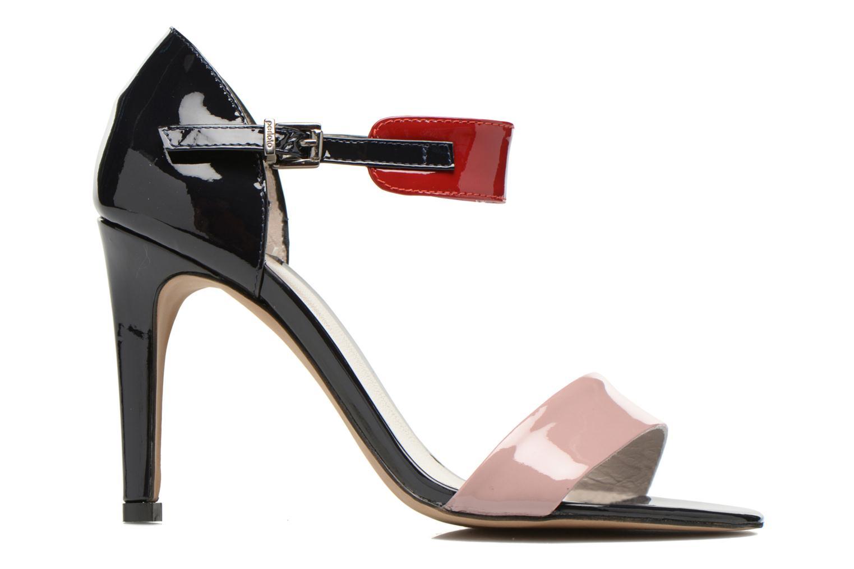 Sandales et nu-pieds Perlato Cadix Multicolore vue derrière