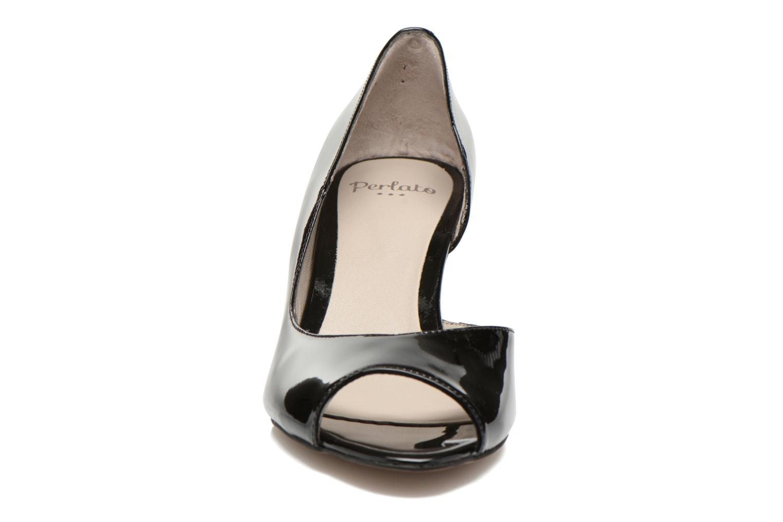High heels Perlato Bilbao Black model view