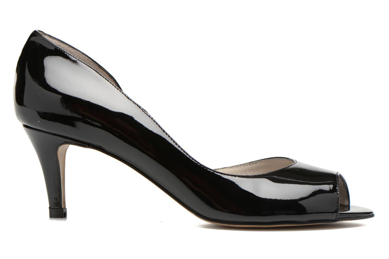 High heels Perlato Bilbao Black back view