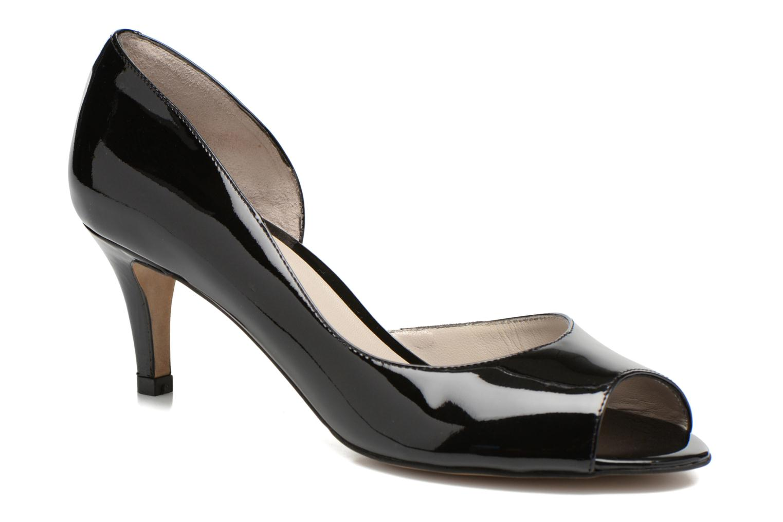 High heels Perlato Bilbao Black detailed view/ Pair view