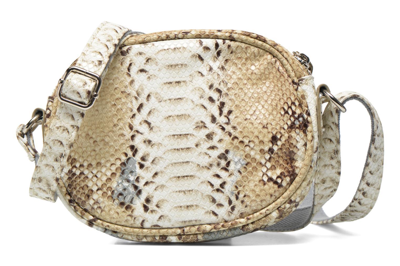 Sacs à main Paquetage Micro Sac Serpent Beige vue détail/paire