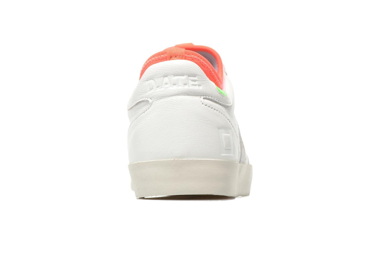 Baskets D.A.T.E Court Spark Multicolore vue droite