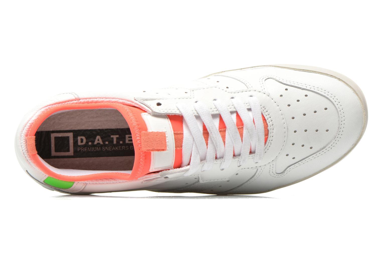 Baskets D.A.T.E Court Spark Multicolore vue gauche