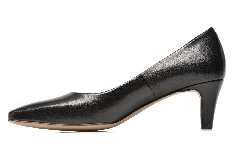 High heels Perlato Lailana Black front view