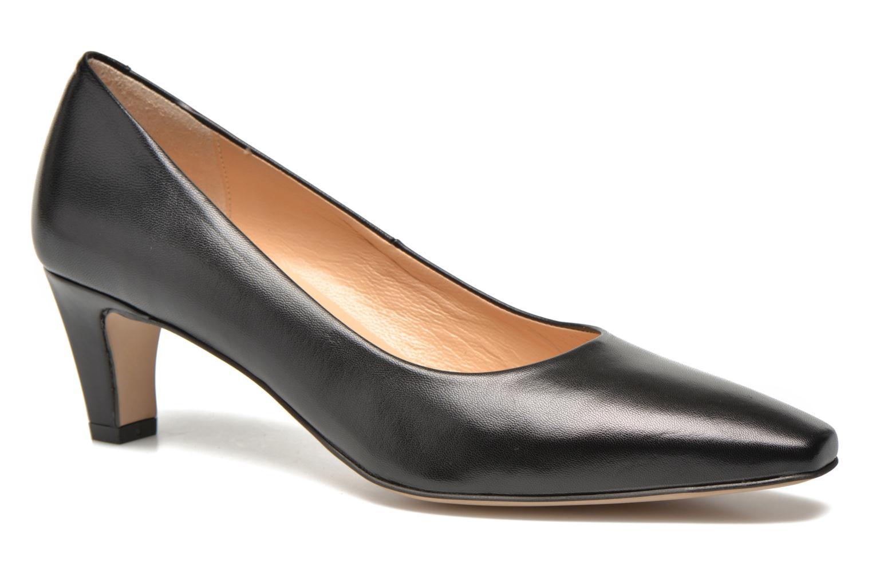 High heels Perlato Lailana Black detailed view/ Pair view
