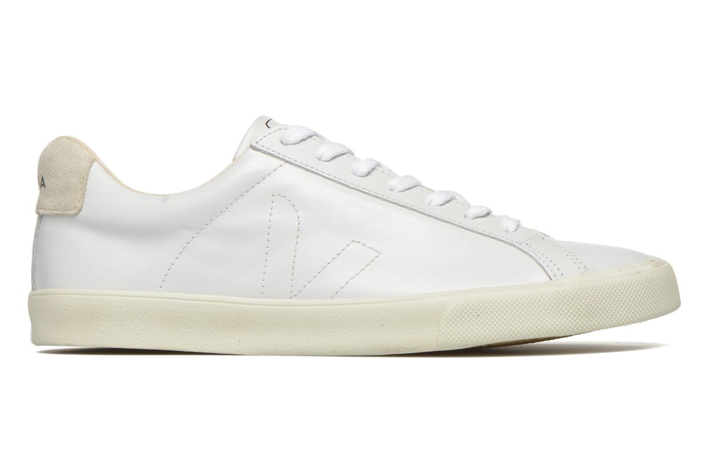 Baskets Veja Esplar Leather Blanc vue derrière